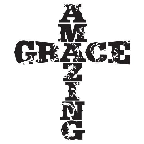 Amazing Grace - Wall Design