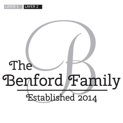 Benford Family - Wall Design