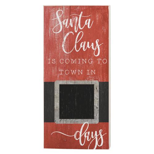Santa Coming - Chalk Talk