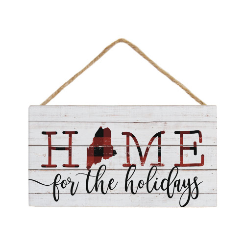 Home Holidays STATE - Petite Hanging Accent