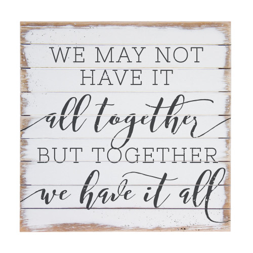 All Together - Perfect Pallets