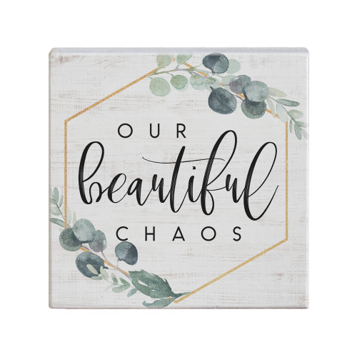 Beautiful Chaos  - Small Talk Square