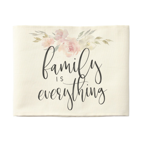 Family Is Everything - Pillow Hugs
