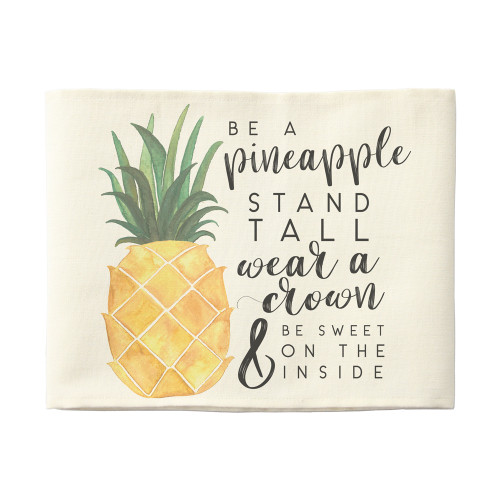 Be A Pineapple - Pillow Hugs