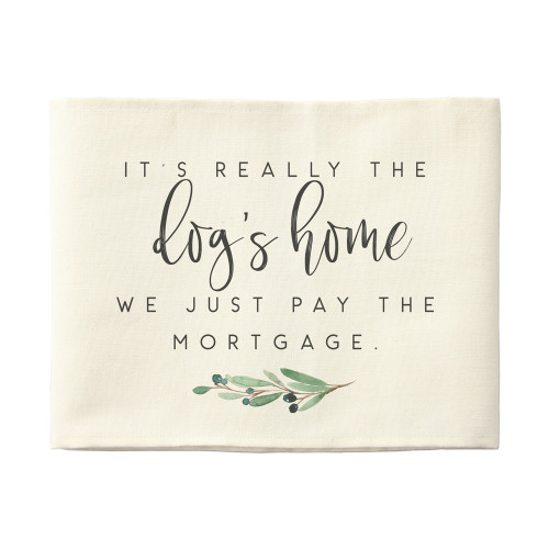Dogs Mortgage PER - Pillow Hugs