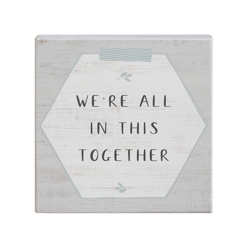 All In This - Small Talk Square