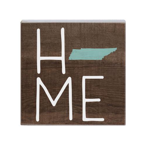 Home State Dark STATE - Small Talk Square