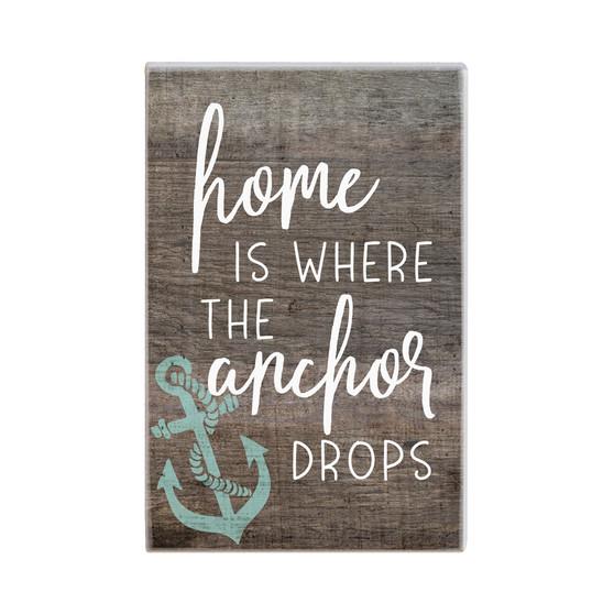 Anchor Drops - Small Talk Rectangle