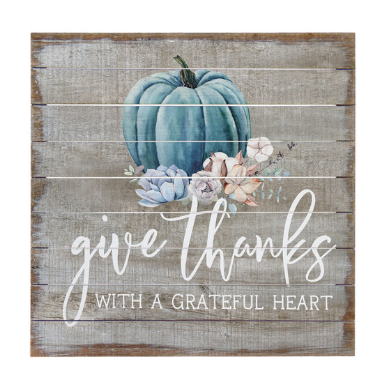 Give Thanks - Perfect Pallet