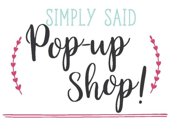 DESIGNER CLUB MEMBERS ONLY!PLEASE EMAIL simplysaid@simplysaidllc.com your Pop Up Custom Order or call 712-472-2282.PLEASE NOTE: You must have a Tax ID Number to place your Pop Up Order.