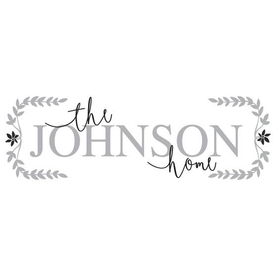 The Johnson Home PER - Rectangle Design