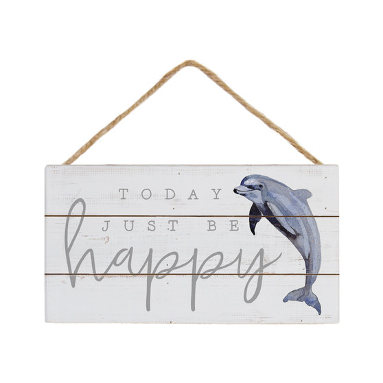 Be Happy - Petite Hanging Accents