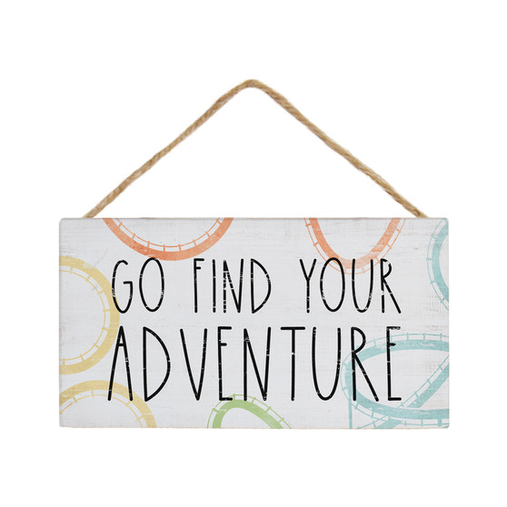 Find Adventure - Petite Hanging Accents
