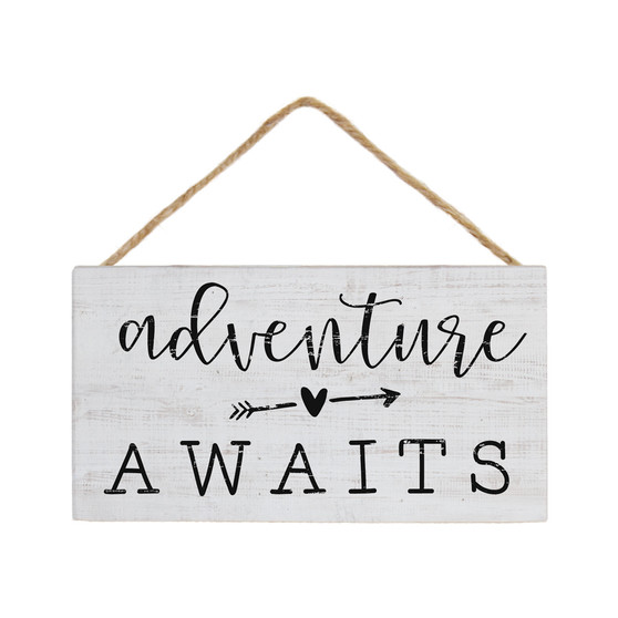 Adventure Awaits - Petite Hanging Accents