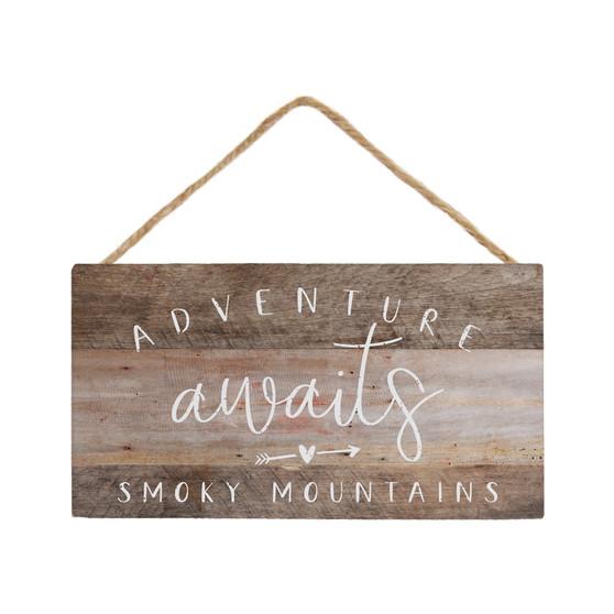 Adventure Awaits PER - Petite Hanging Accents