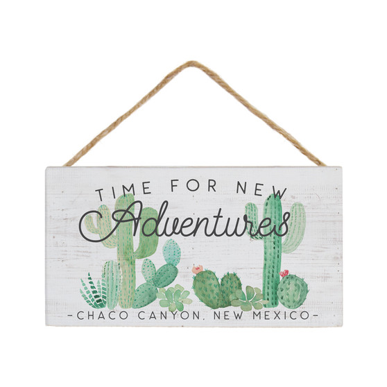 Time For New Adventures PER - Petite Hanging Accents