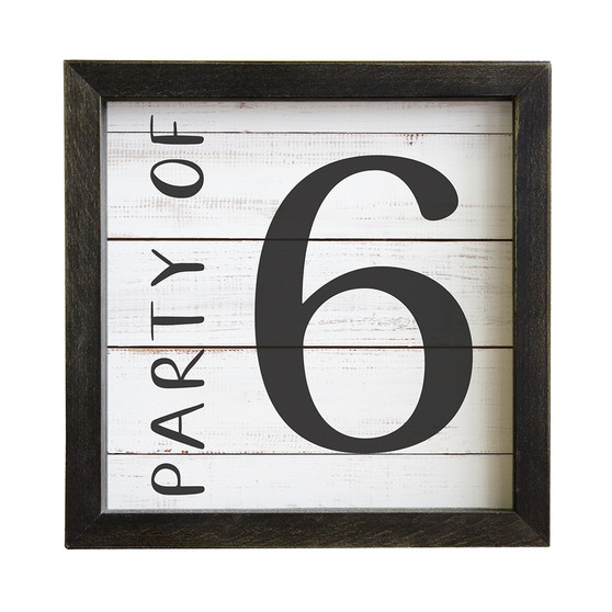 Party Of PER - Rustic Frame