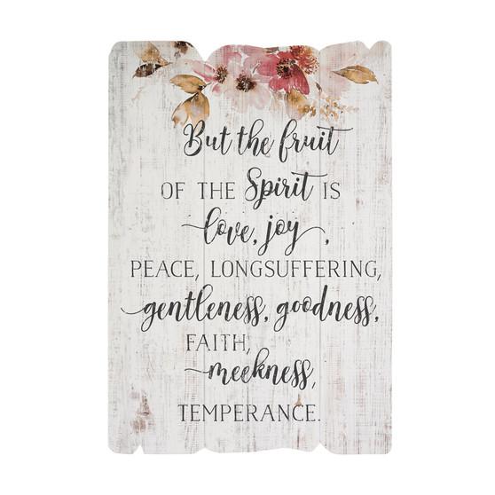 Fruit Of The Spirit - Splendid Fence