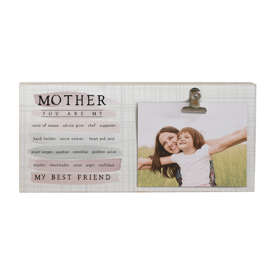 Mother You Are My PER - Pink - Picture Clip