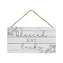 Blessed Not Lucky - Petite Hanging Accent