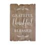 Grateful Thankful - Splendid Fence