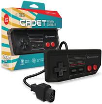 """NES """"Cadet"""" Premium Controller - Black"""