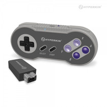 """""""Scout"""" Premium 2.4 GHz Wireless Controller for SNES Classic Edition/ NES Classic Edition"""