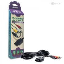 GameCube / N64 / SNES S-Video AV Cable
