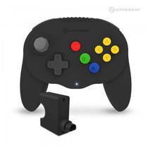 Admiral Premium BT Controller for N64 - Black