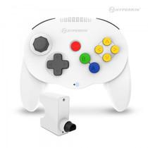 Admiral Premium BT Controller for N64 - White