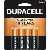 Duracell AA Alkaline Batteries - 4 Pack