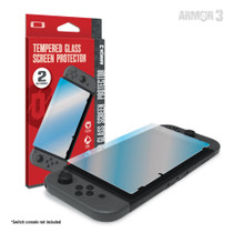 Nintendo Switch Tempered Glass Screen Protector (2-Pack)