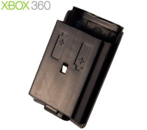 Xbox 360 Controller Battery Cover - Black