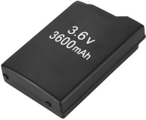 PSP 1000 Rechargeable Battery (3600mAh)