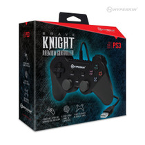 """""""Brave Knight"""" Premium Wired Controller For PS3 / PC / Mac - Black"""