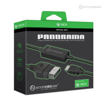 Panorama HD Cable For Original Xbox - Officially Licensed By Xbox