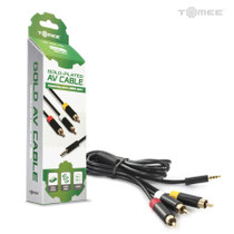 Gold-Plated AV Cable - Xbox 360 E