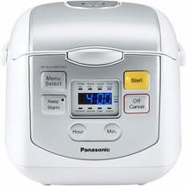 Panasonic Rice Cooker SR-ZC075W - 4 Cups