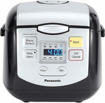 Panasonic Rice Cooker SR-ZC075K - 4 Cups
