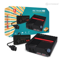 RetroN 1 HD Gaming Console for NES - Black