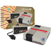 RetroN 1 HD Gaming Console for NES - Gray