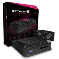 RetroN 5 Gaming Console - Black