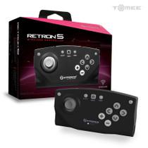 Bluetooth Wireless Controller For Retron 5 - Black