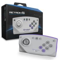 Bluetooth Wireless Controller For RetroN 5 - Gray