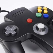 N64 Wired Controller (Bulk) - Black