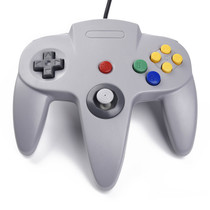N64 Wired Controller (Bulk) - Gray