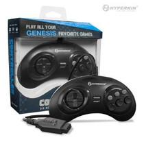 """Genesis """"GN6"""" Premium Controller - Black"""