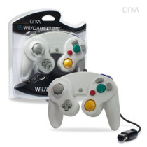 Wired Controller for Wii / GameCube - White