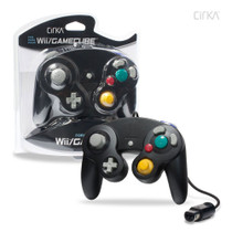 Wired Controller for Wii / GameCube - Black