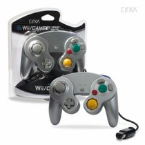 Wired Controller for Wii / GameCube - Silver